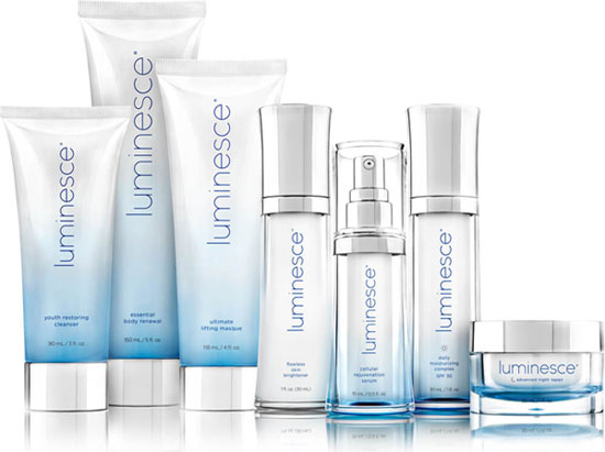 Jeunesse LUMINESCE NV Mist Foundation Spray, Luminesce Skin Serum your Country
