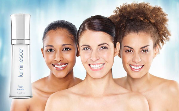 Jeunesse Luminesce cellular skin serum is industry-changing technology. Luminesce Rejuvenation Serum ingredients have advanced anti-aging technology. USA-made & Packaged, Luminesce cellular serum, paraben-free, fragrance-free.