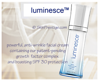 Luminesce Daily Moisturizing Complex SPF30 - paraben-free, USA-made Jeunesse manufacturer Gwenn Jones BBFitness
