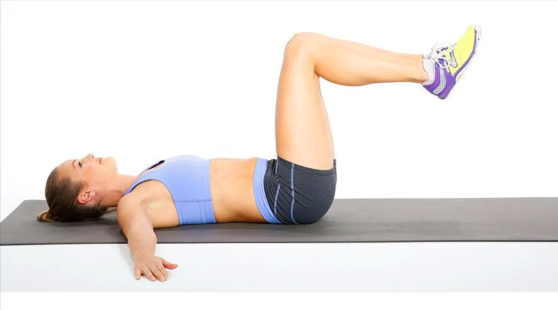 Use This 1 At-Home Move to Banish Lower Belly Fat