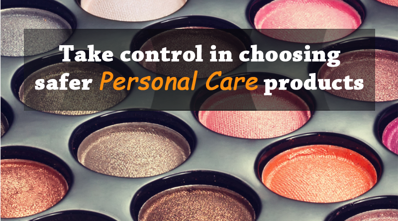 Take control in choosing safer personal care products, Yogagrit blog gwenn jones calif usa
