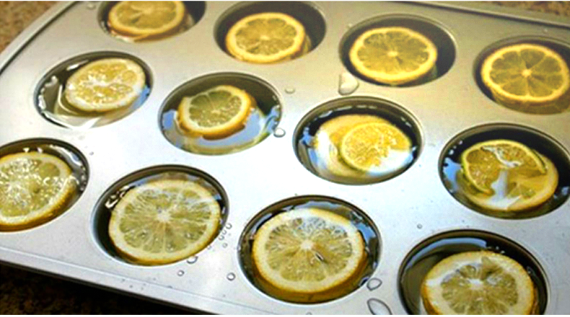 Frozen Lemon More Powerful Than Chemotherapy