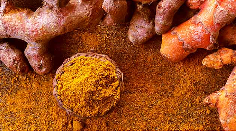 Is Spice Rack Staple Turmeric a Health Star?, yogagrit health