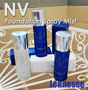 Jeunesse LUMINESCE™ NV Mist Foundation Spray, Luminesce BBfitness