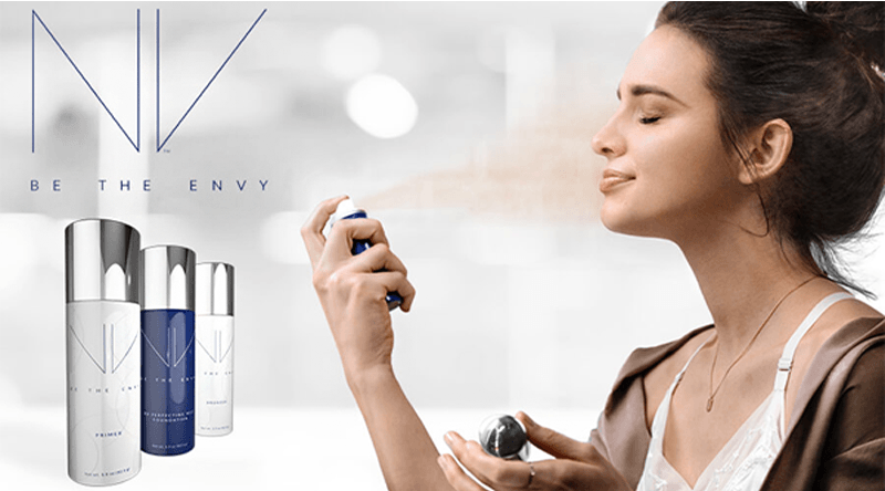 Jeunesse NV Mist Foundation Spray, BBfitness Local Distributor USA
