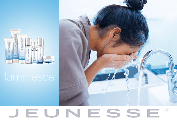 Luminesce® Facial Cleanser with ATP-200 - Call Gwenn Jones 530.401.6096 - Authorized manufacturer-direct